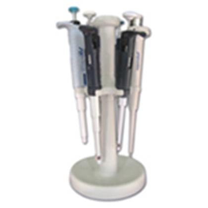 6 Pipet için Universal Rotary Stand