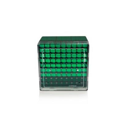 81-Place, Tall Polycarbonate Storage Box